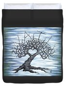 Vail Love Tree Duvet Cover