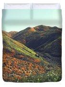 Velvet Hills Duvet Cover