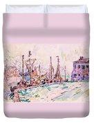 Venice - Digital Remastered Edition Duvet Cover