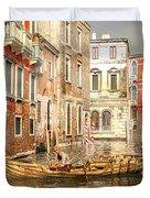 Venice The Little Yellow Duck Duvet Cover
