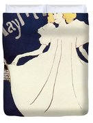 Vintage Poster - May Milton Duvet Cover