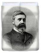 Walter Q. Gresham Duvet Cover