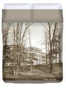 Walter Reed General Hospital Dec. 2, 1924 Duvet Cover
