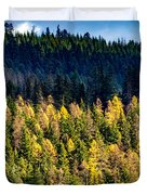 Washington - Gifford Pinchot National Forest Duvet Cover