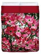 Washington State Magnolia Duvet Cover