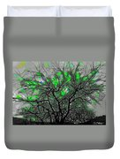 Wasteway Willow 12 Duvet Cover