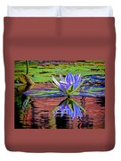 Water Lily10 Duvet Cover