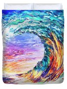 Wave Of Promises Duvet Cover