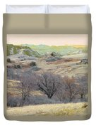 Western Edge Treasure Duvet Cover