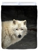 What's For Dinner? Duvet Cover by Susan Rissi Tregoning