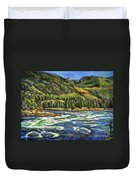 Where Waters Meet 3 Duvet Cover
