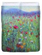 Wild Meadow Duvet Cover