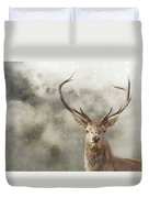 Wild Nature - Stag Duvet Cover