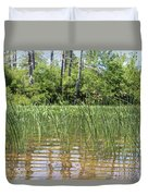 Wild Waters Duvet Cover