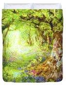 Wildflower Delight Duvet Cover