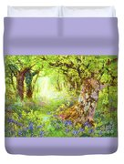 Wildflower Delight Duvet Cover
