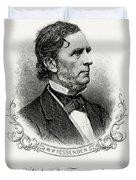 William P. Fessenden Duvet Cover