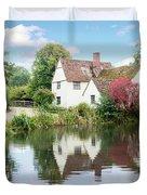 Willy Lott's House Duvet Cover