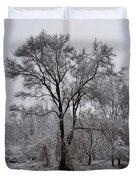 Winter Survivor Duvet Cover