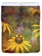 Yellow Among Purple 4234 Idp_2 Duvet Cover