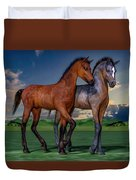 Young Spirits Duvet Cover
