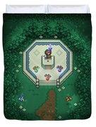 Zelda Mastersword Duvet Cover
