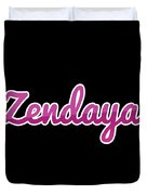 Zendaya #zendaya Duvet Cover