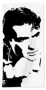 # 1 Gregory Peck Portrait. Bath Towel