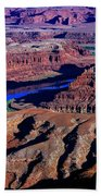 Grand View Point Overlook Bath Towel