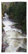 Pemigewasset River Franconia Notch Bath Towel