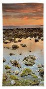 Spain Africa And Gibraltar In One Shot Bath Towel