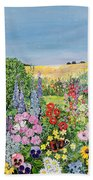 Summer From The Four Seasons Hand Towel
