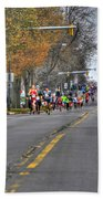 002 Turkey Trot  2014 Bath Towel