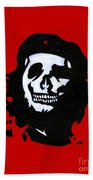 Che Of The Dead Bath Towel