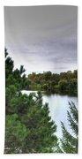 003 Hoyt Lake Autumn 2013 Bath Towel