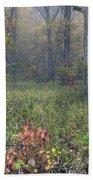 0134 Misty Meadow Bath Towel