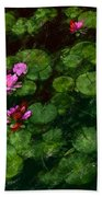 0151-lily - Chalk 1 Sl Hand Towel