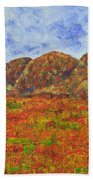 025 Landscape Bath Towel