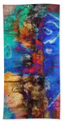 Expression With Vision Bath Towel