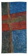 047 Abstract Thought Bath Towel