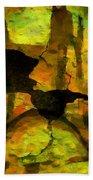 0519 Bath Sheet by I J T Son Of Jesus