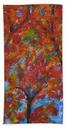 052 Abstract Thought Bath Towel