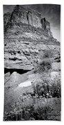 0715 Guardian Of Canyonland Bath Towel