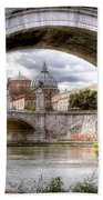 0751 St. Peter's Basilica Bath Towel