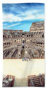 0795 Roman Colosseum Bath Towel