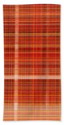 0835 Abstract Thought Bath Towel