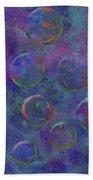 0877 Abstract Thought Bath Towel