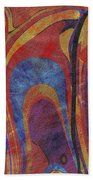 0880 Abstract Thought Bath Towel