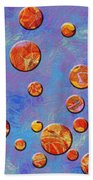 0888 Abstract Thought Bath Towel