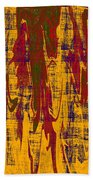 0280 Abstract Thought Bath Towel